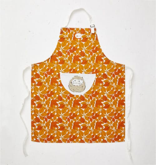 Mr Hedgehog Apron