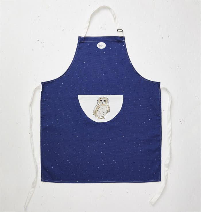 Mr Owl Apron