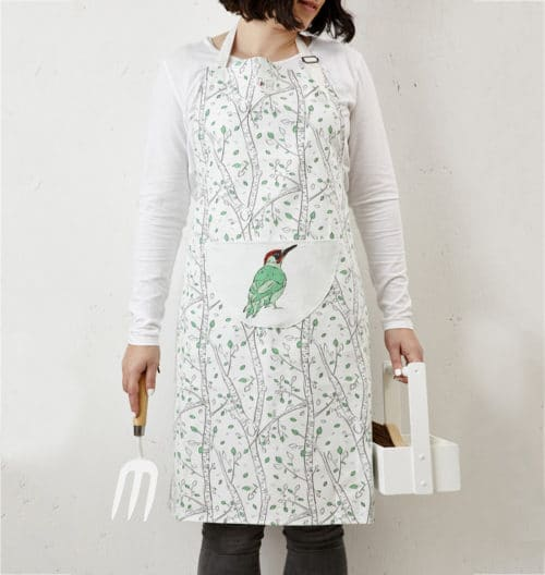 Mr Woodpecker Apron