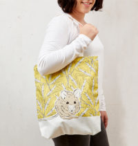 Mr Mousey Tote Bag