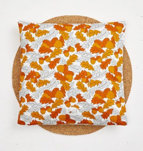 Mr Squirrel Cushion Cover