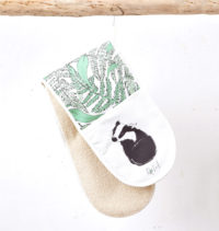 Mr Badger Oven Gloves