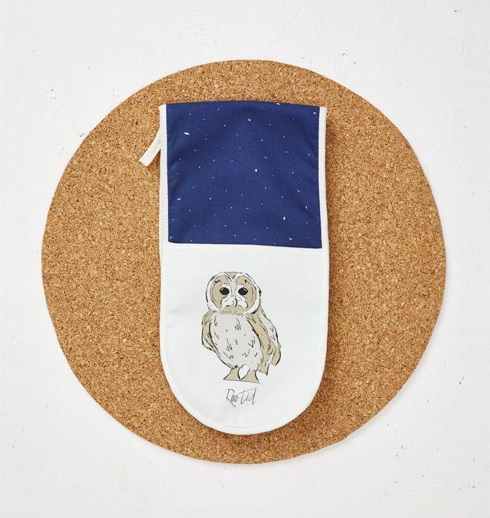 Mr Owl Oven Gloves