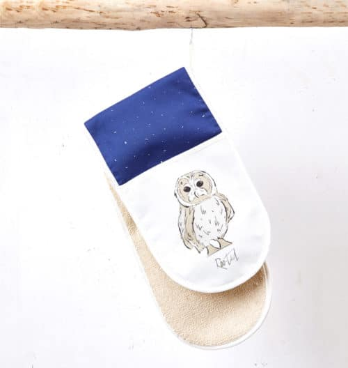 Mr Owl Oven Gloves
