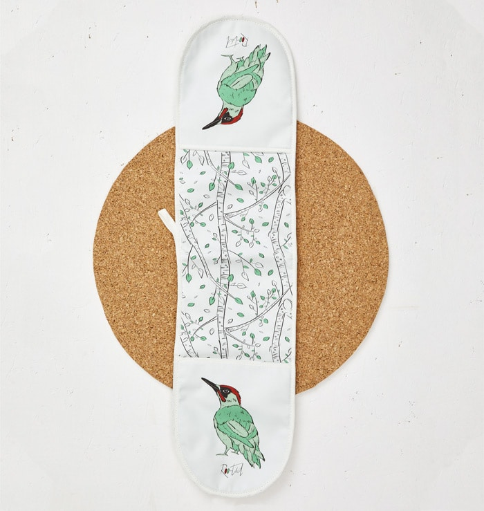 Mr Woodpecker Oven Gloves